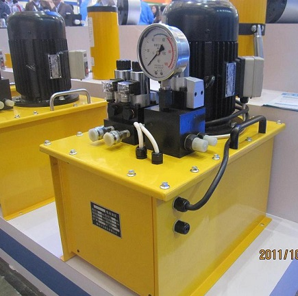Hydraulic Pump Station-JSD1