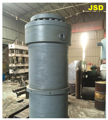 Large Bore Hydraulic Cylinder JSD-1