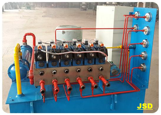 Hydraulic Pump Station-JSD2